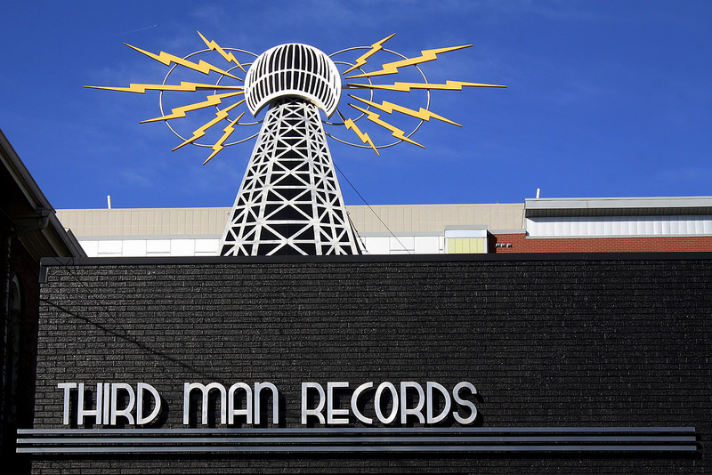 Third Man Records store