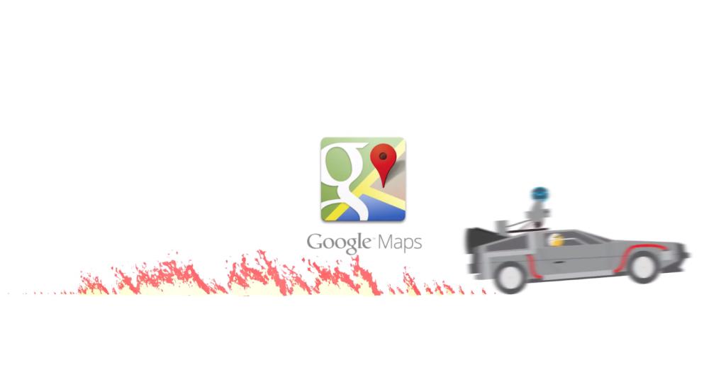 google map btf